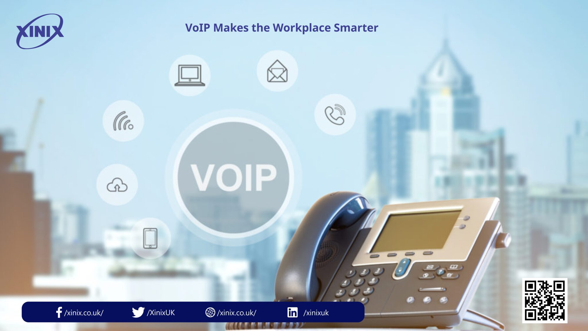VoIP Makes the Workplace Smarter
