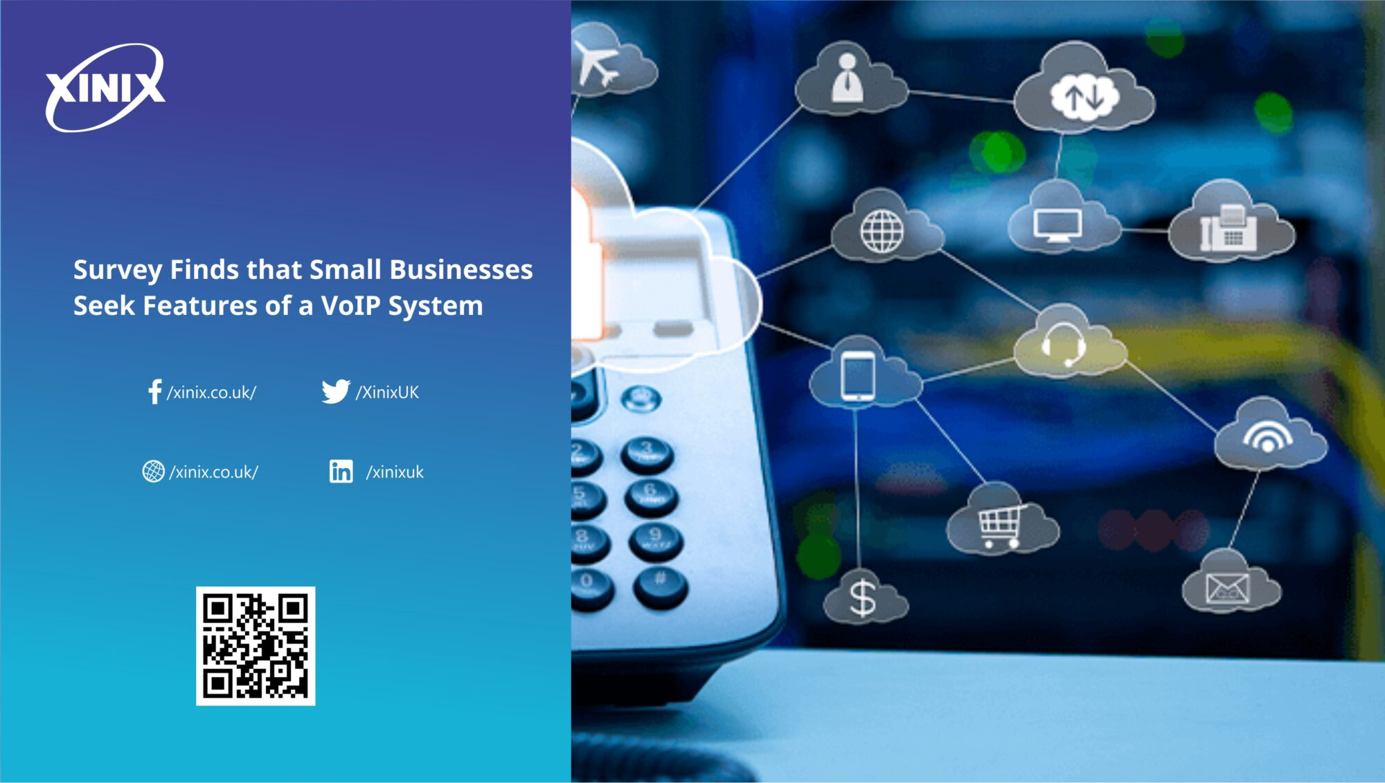 Survey Finds that Small Businesses Seek Features of a VoIP System