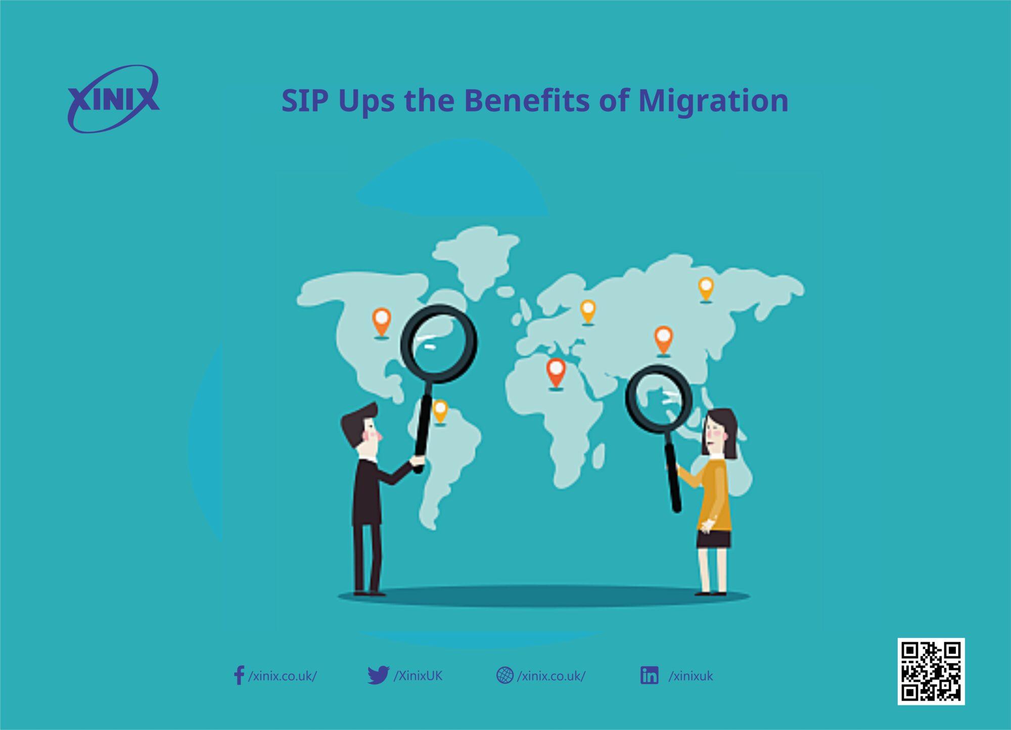 SIP Ups the Benefits of Migration