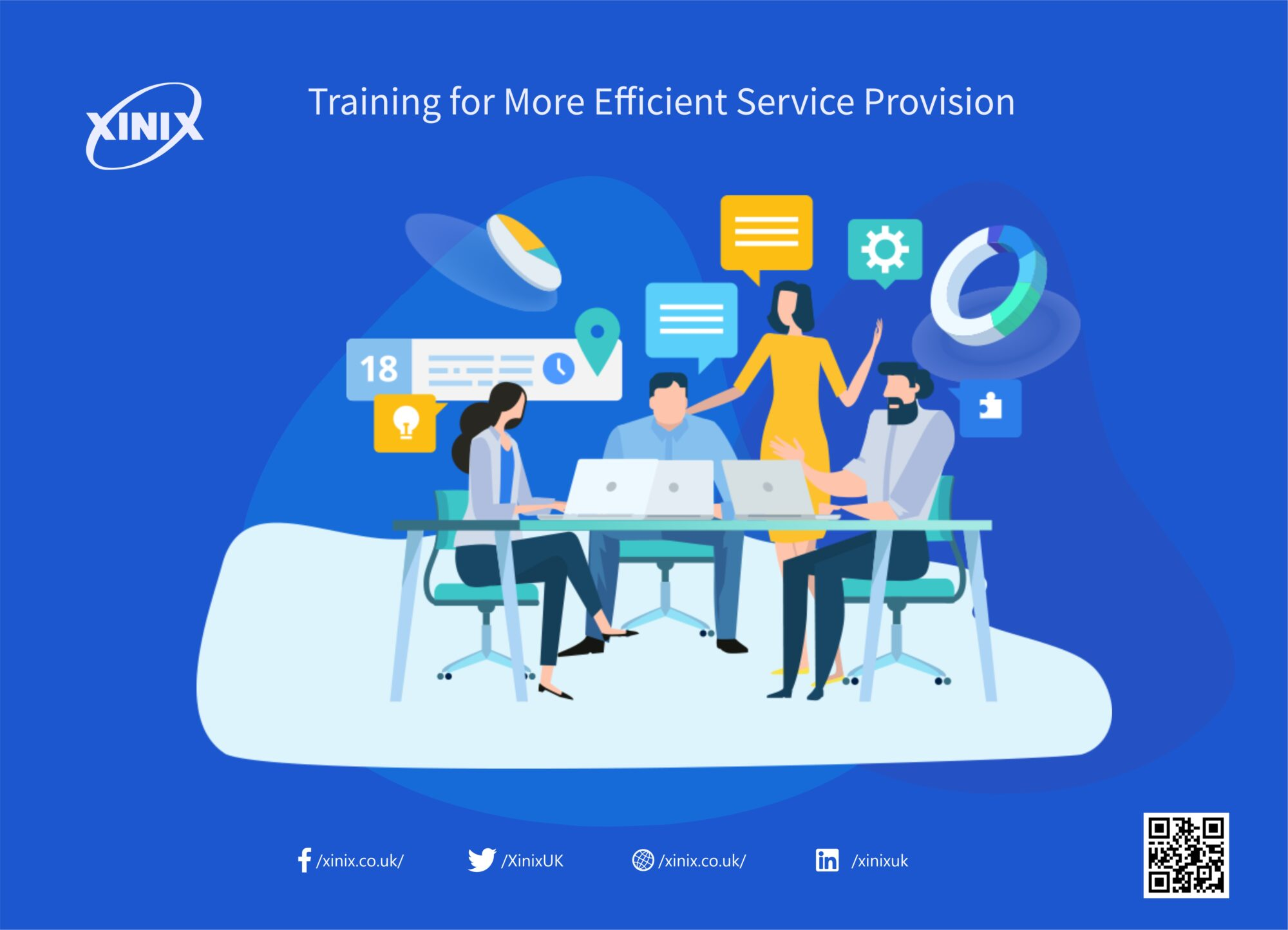 Training for More Efficient Service Provision