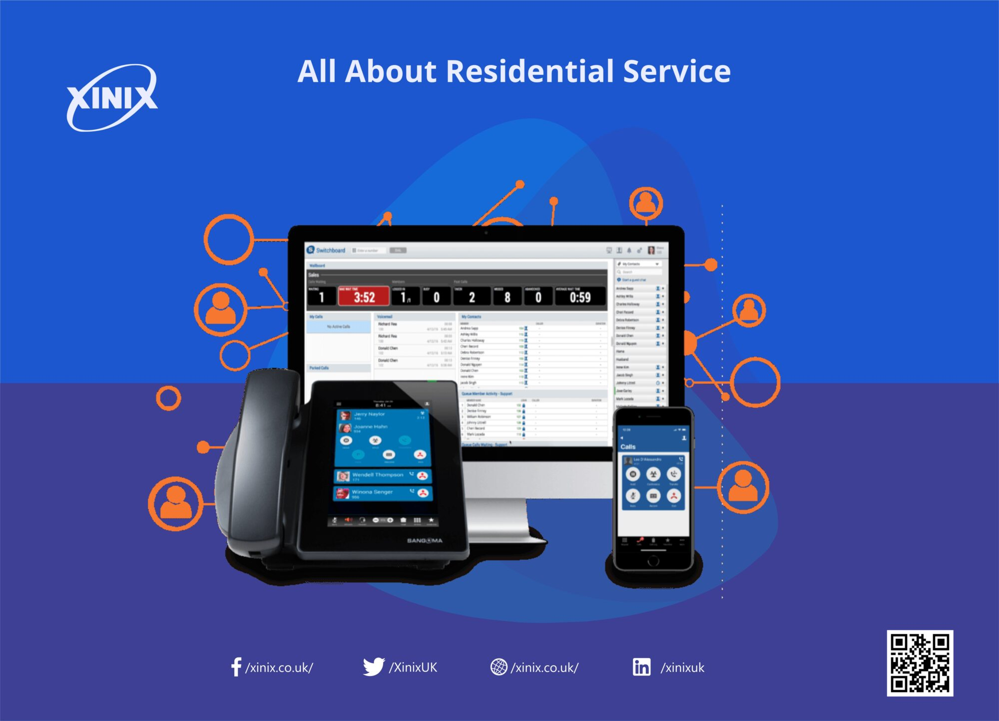 All About Residential Service