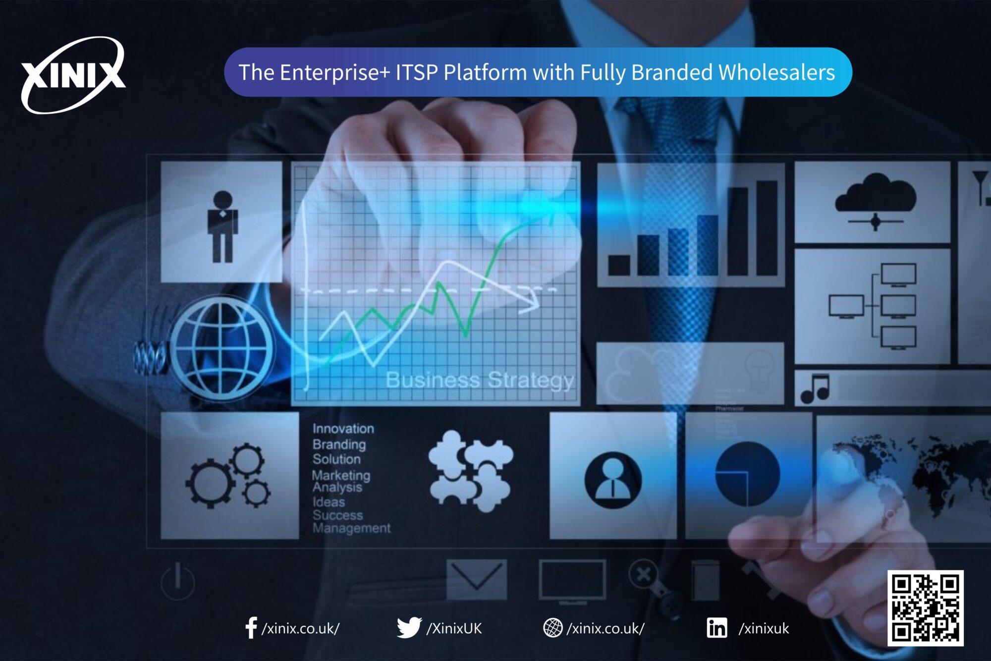 The Enterprise+ ITSP Platform with Fully Branded Wholesalers