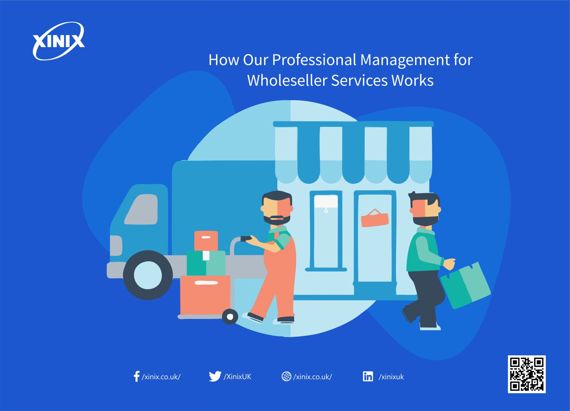 How Our Professional Management for Wholeseller Services Works