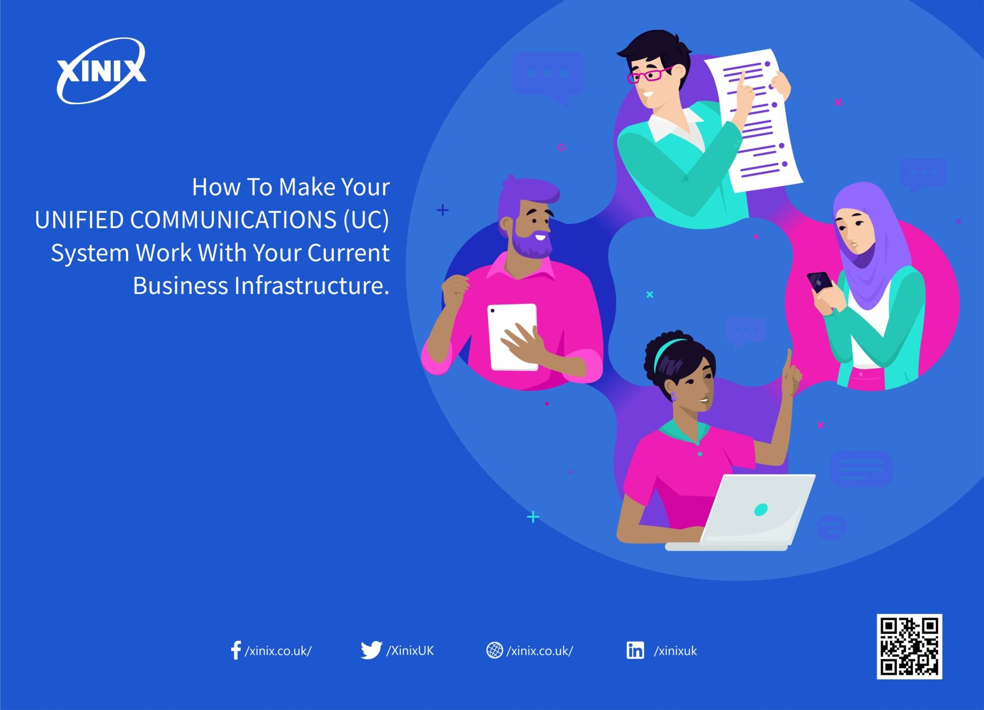 How To Make Your Unified Communications (UC) System Work With Your Current Business Infrastructure.
