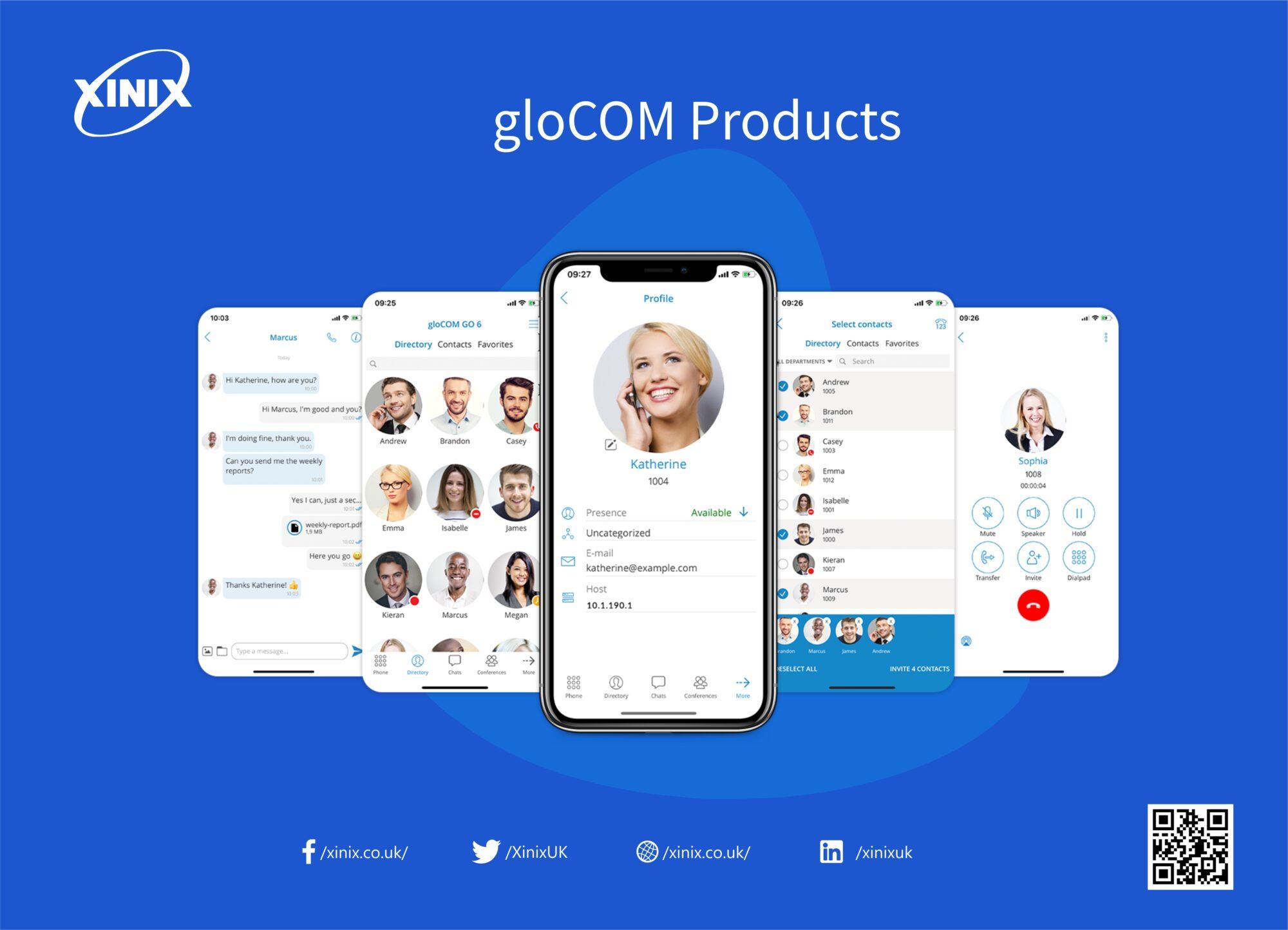 GloCOM GO