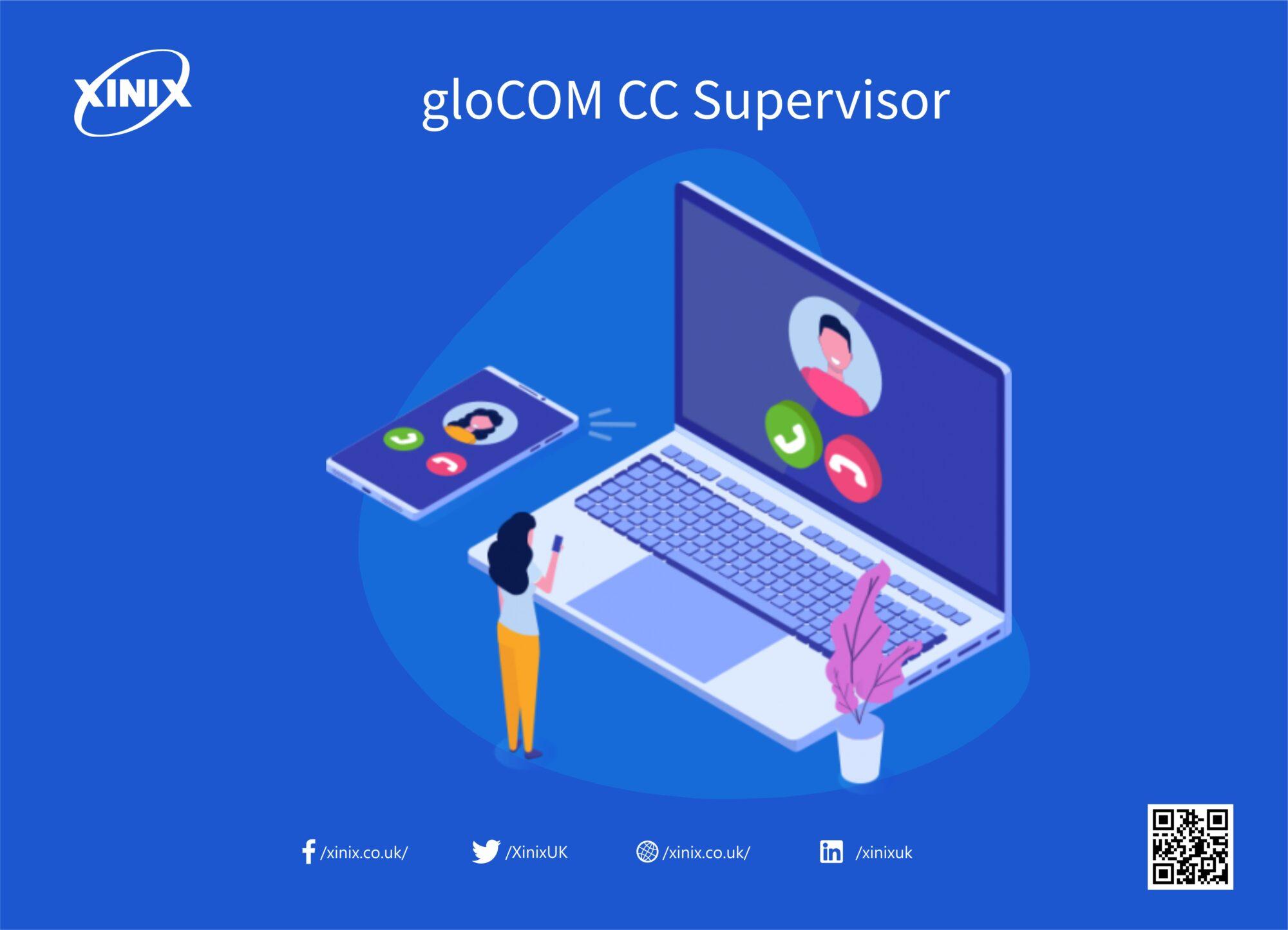 gloCOM CC Supervisor