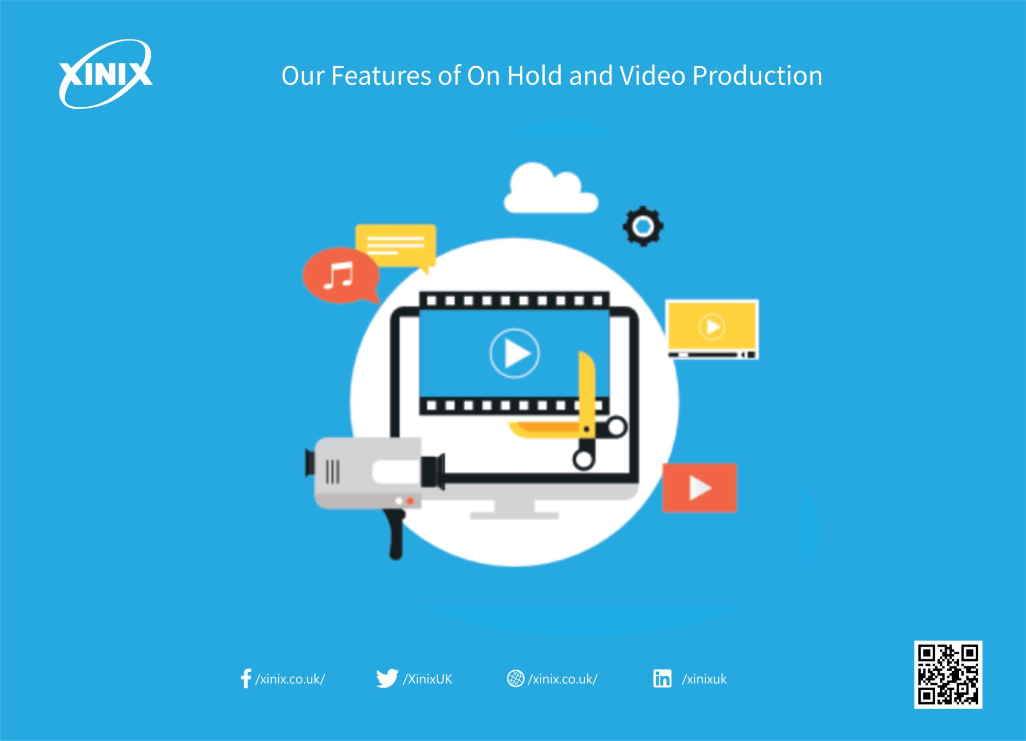 Our Features of On Hold and Video Production