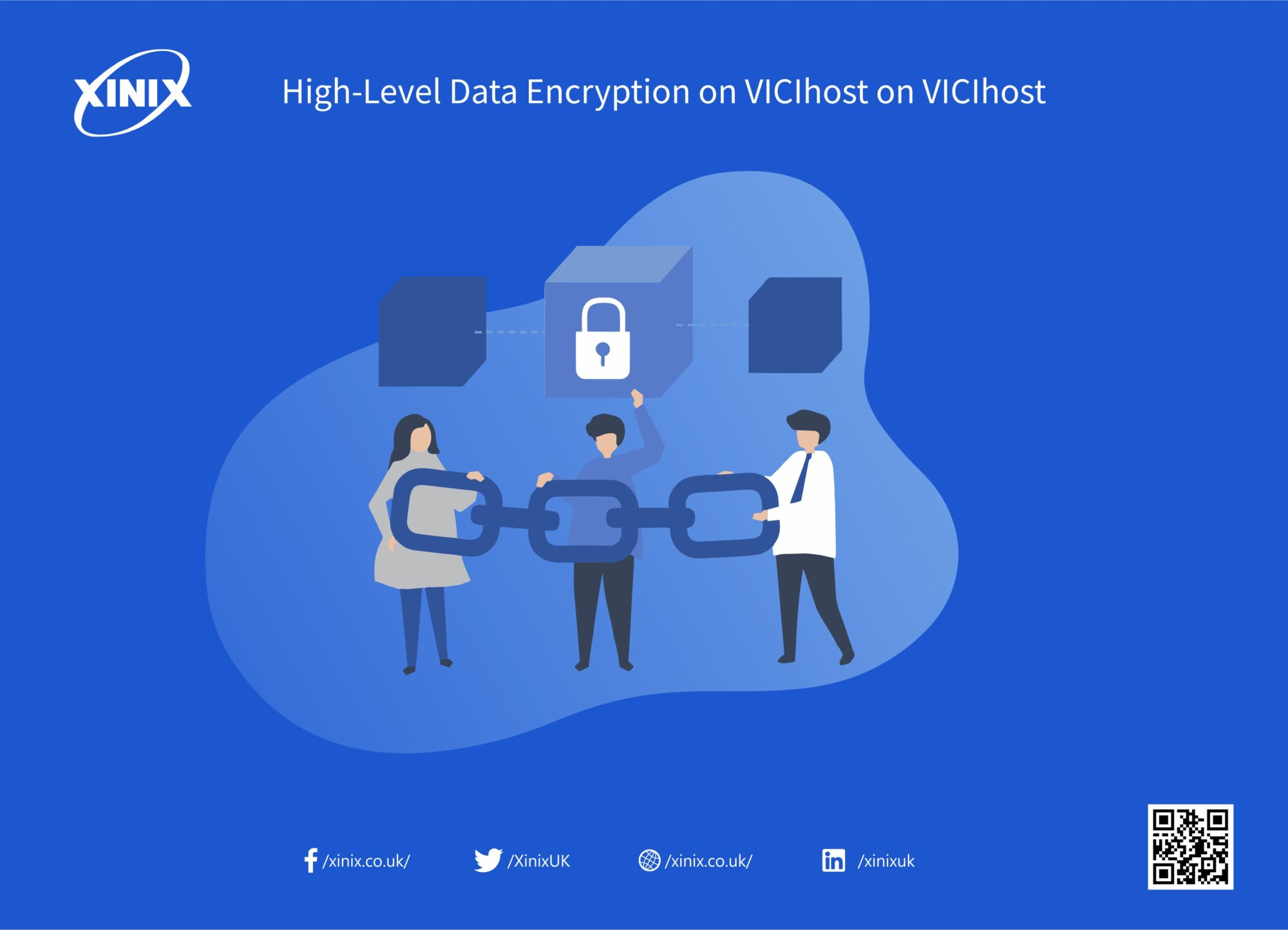 High-Level Data Encryption on VICIhost on VICIhost