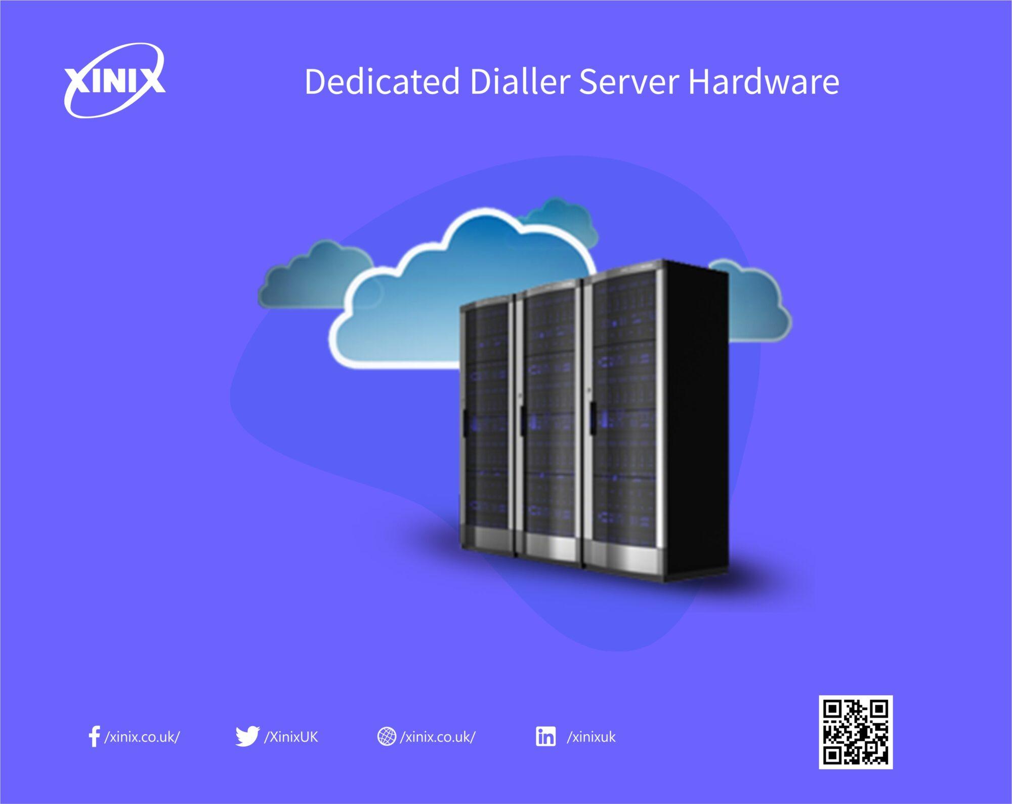 Dedicated Dialler Server Hardware
