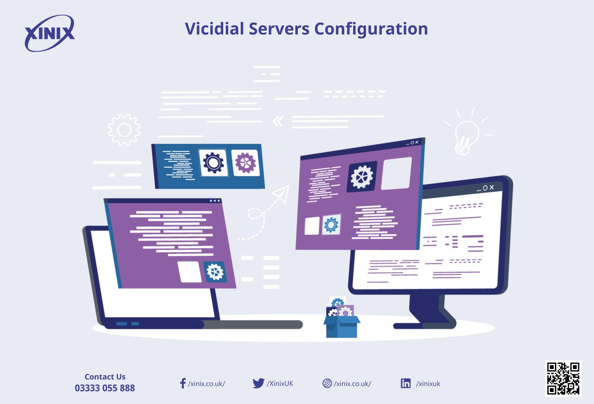 Vicidial Servers Configuration