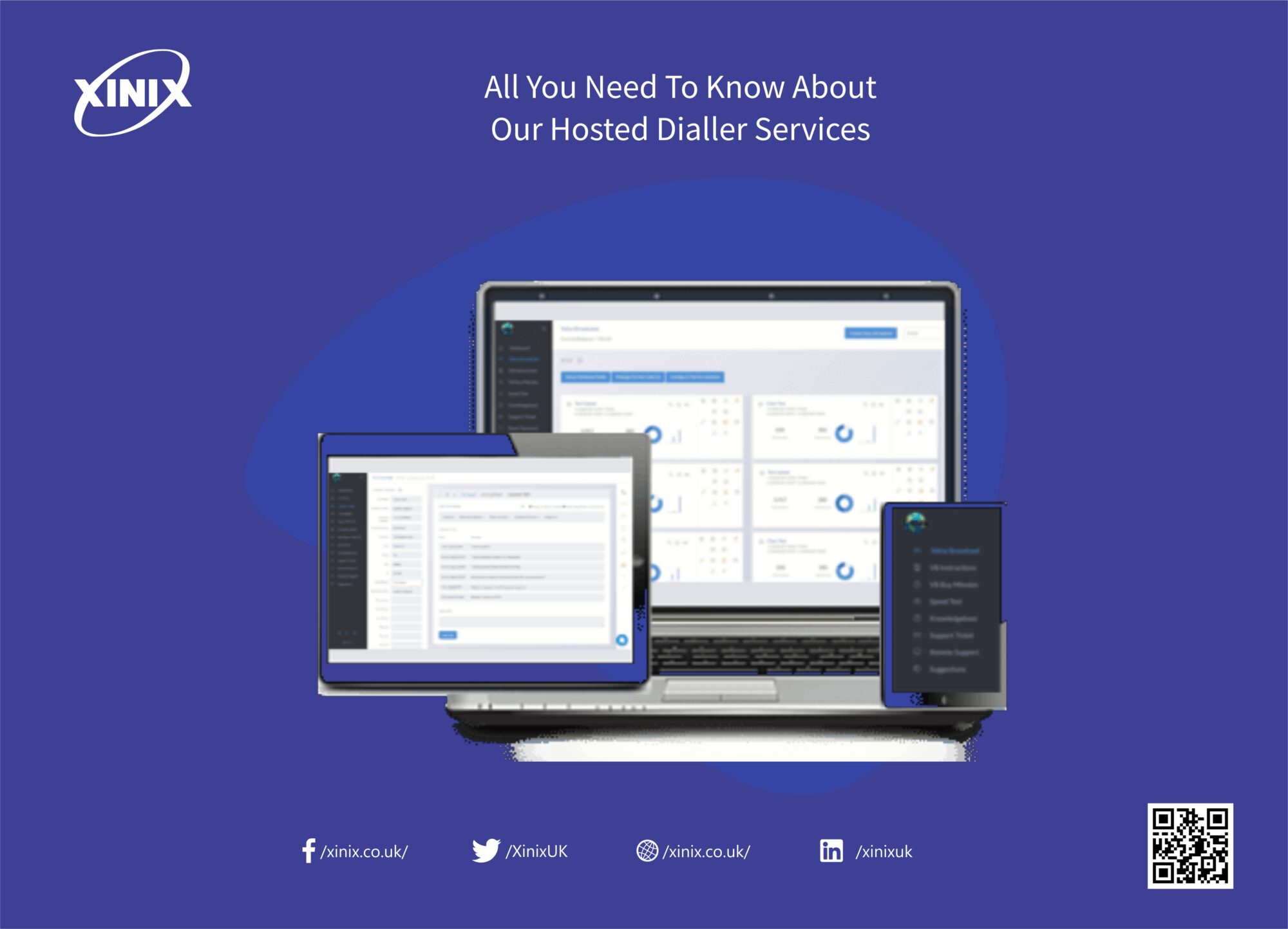 All You Need To Know About Our Hosted Dialler Services