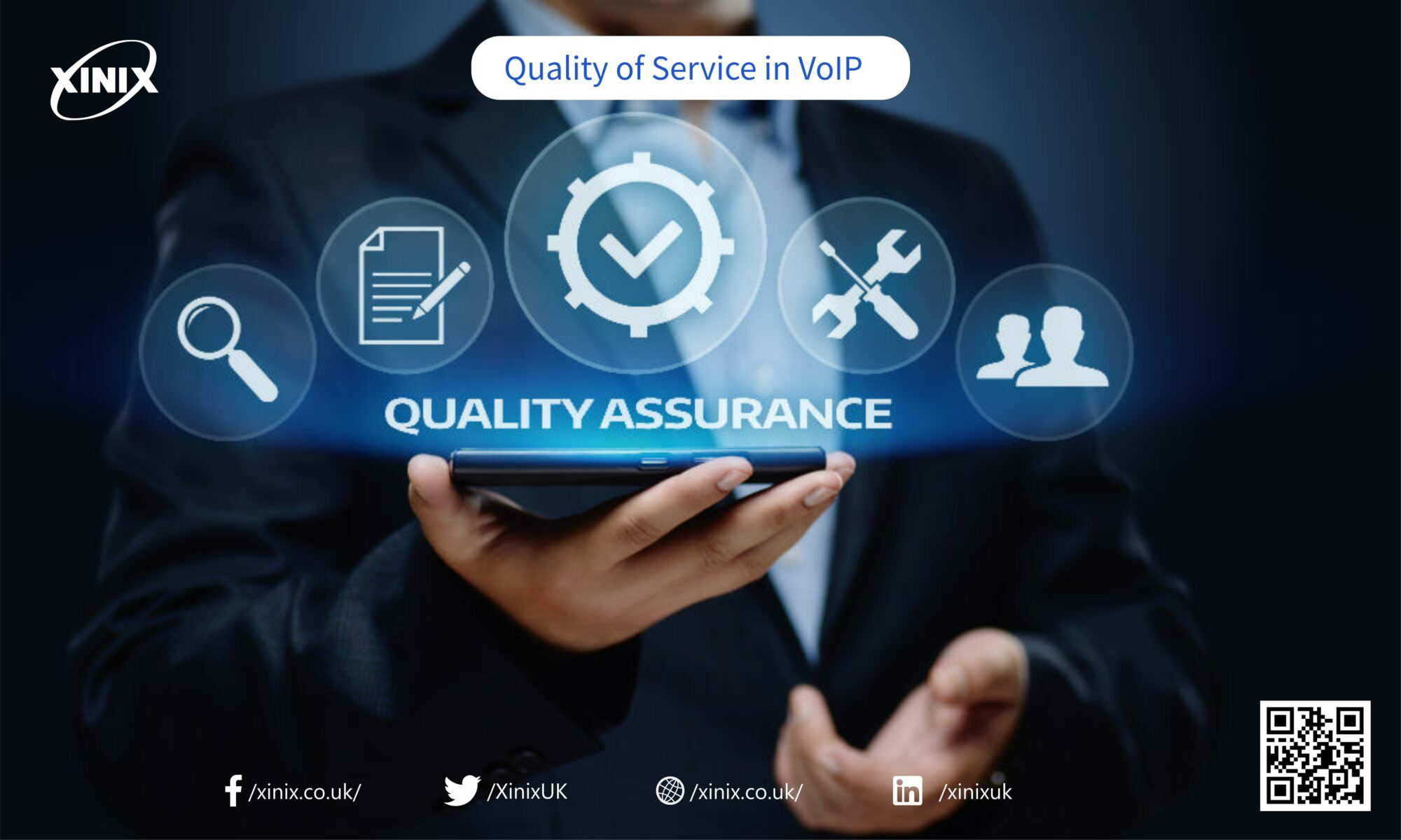 Quality of Service in VoIP