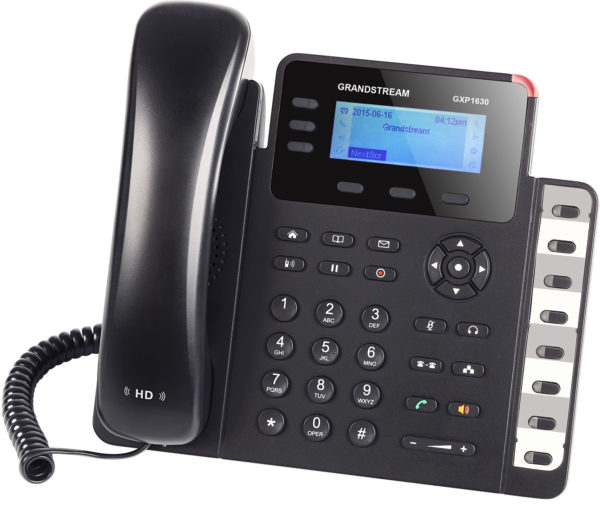 Grandstream GXP1630 IP Desk Phone