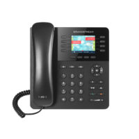 Ideal for workers who handle high-call volumes, the GXP2135 is a High-End IP phone that supports Gigabit speeds and up to 32 virtual BLF/speed-dial keys.