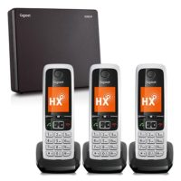 Gigaset N300IP and C430HX Three Handset Bundle
