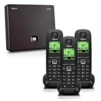 N300IP and A540H handset bundle three handset