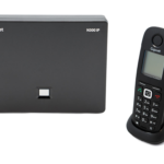 Gigaset N300IP Base Station and Gigaset A540H – One handset