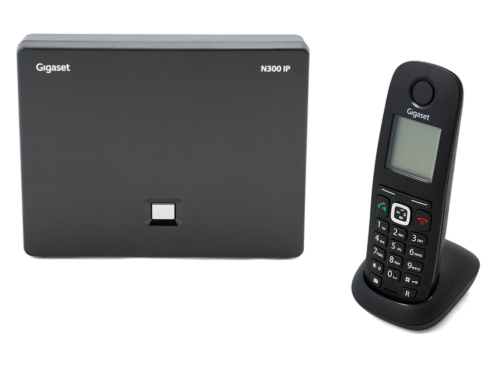 N300IP and A540H handset bundle – One handset