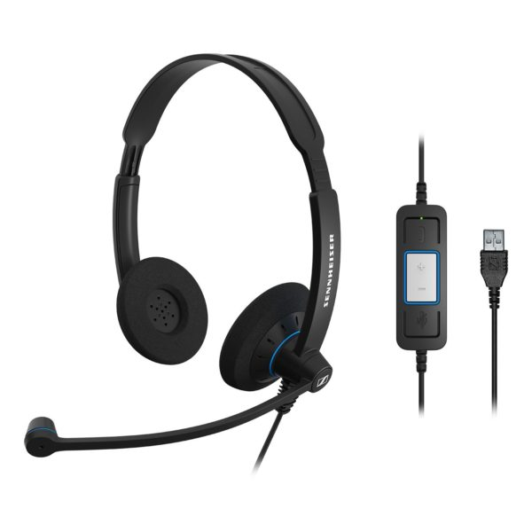 Sennheiser Culture SC 60 USB CTRL Headset