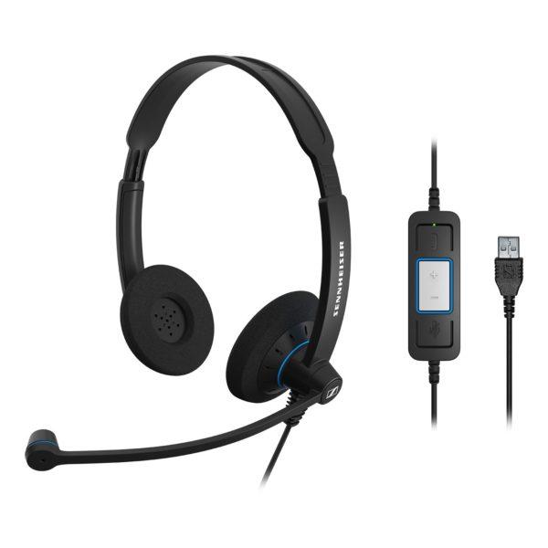 Sennheiser Culture SC 60 USB CTRL Headset