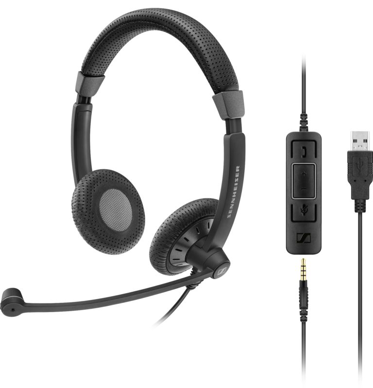 Sennheiser Culture Plus SC 75 USB CTRL Headset