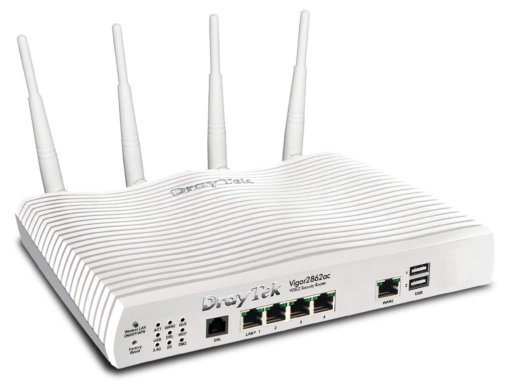 Vigor 2862 Series ADSL/VDSL Router