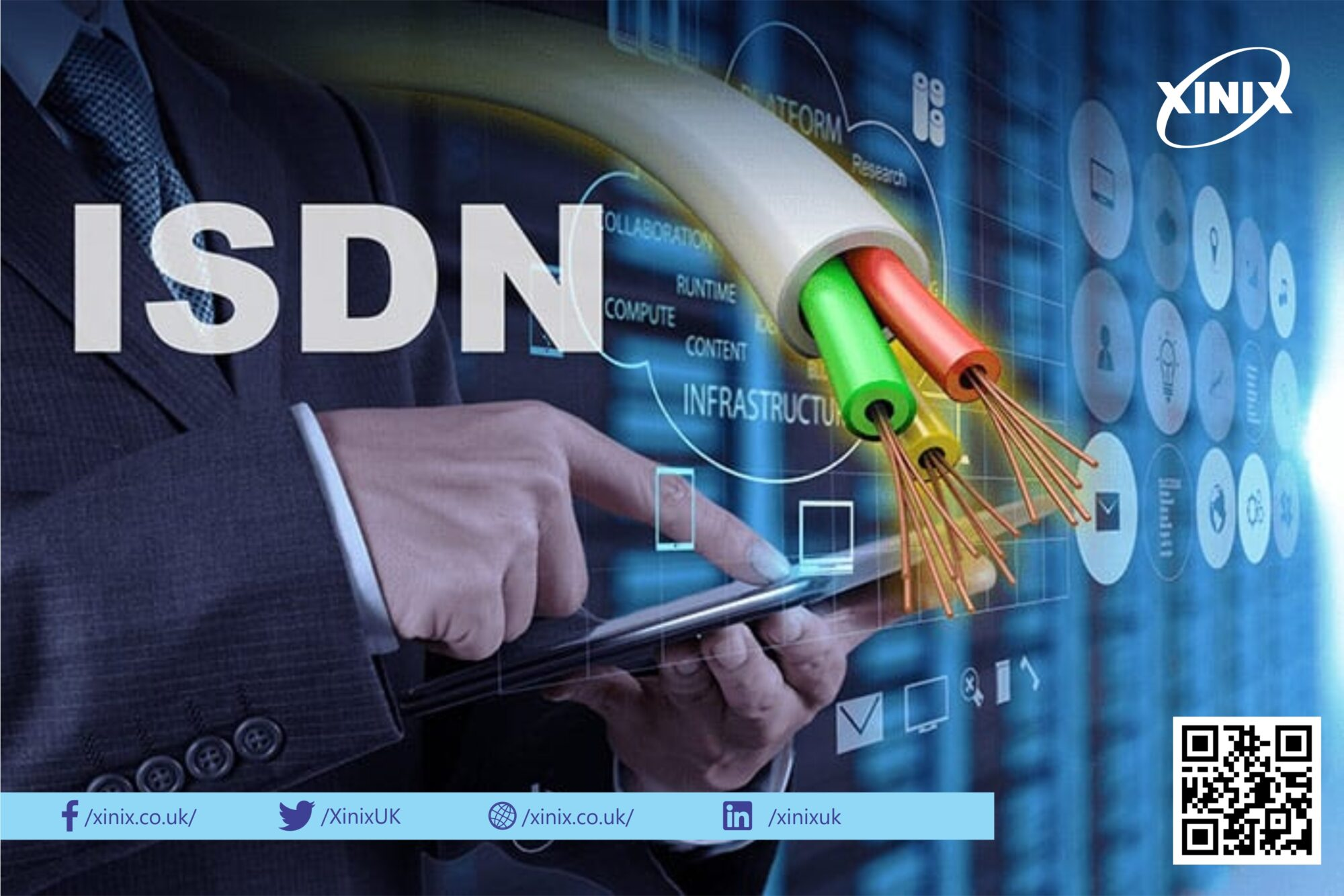 ISDN – WHY WAIT UNTIL 2025?
