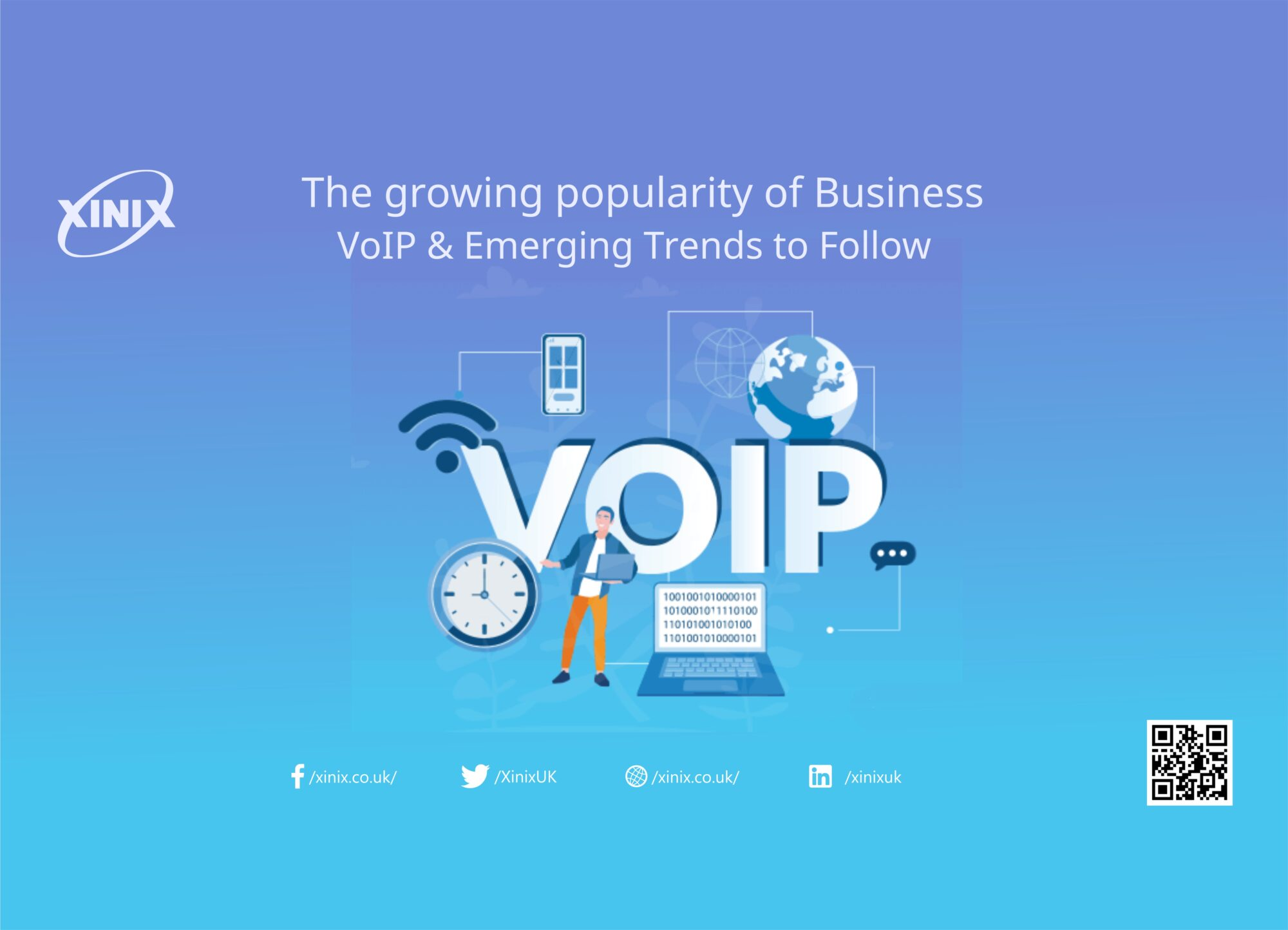 The growing popularity of Business VoIP & Emerging Trends to Follow