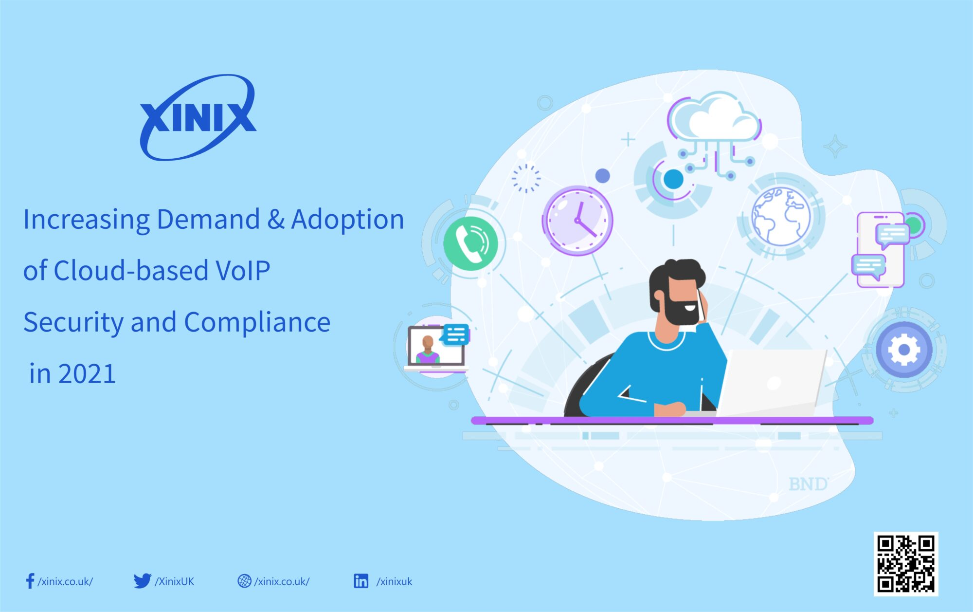 Increasing Demand & Adoption of Cloud-based VoIP Security and Compliance in 2021