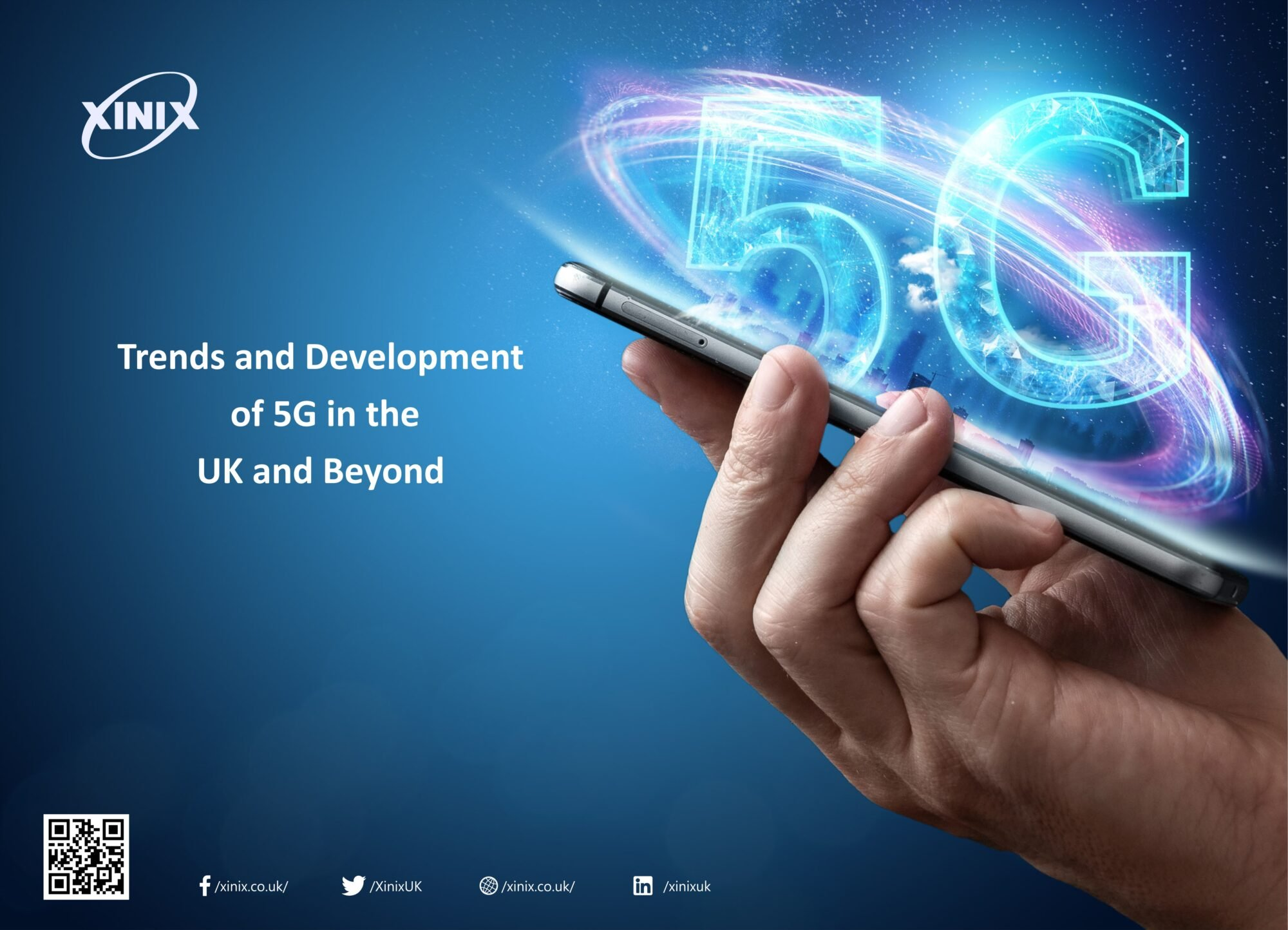 Trends and Development of 5G in the UK and Beyond