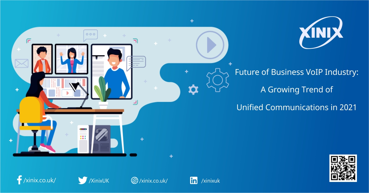 Future of Business VoIP Industry: A Growing Trend of Unified Communications in 2021