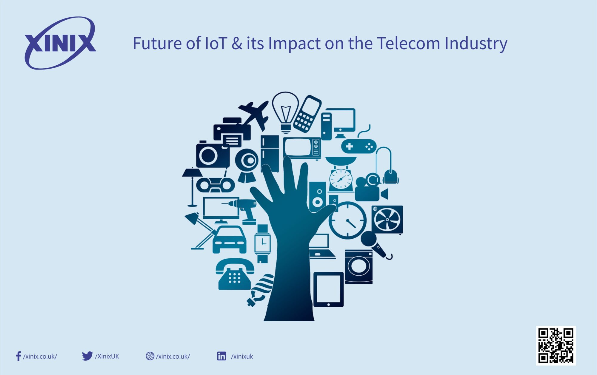 Future of IoT & its Impact on the Telecom Industry