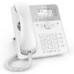 Snom D717 White IP Desk Phone