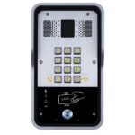 Fanvil i23S – Single button SIP intercom with Keypad and RFID Reader (IP65 rated)